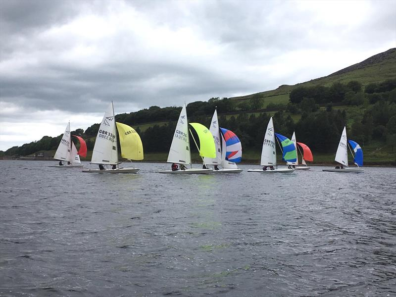 Waples Wines Flying Fifteen Traveller Series Round 2 at Dovestone Sailing Club