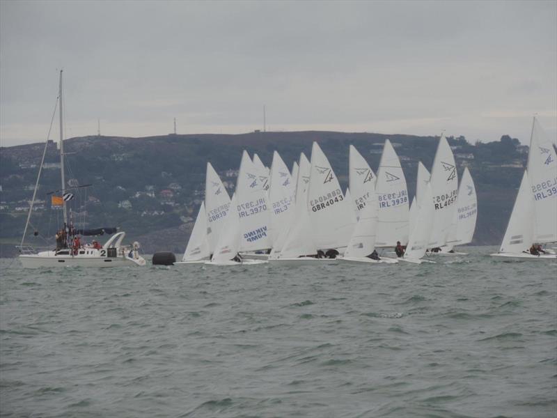 Flying Fifteen Irish South Coast Championship at the Royal St George Yacht Club