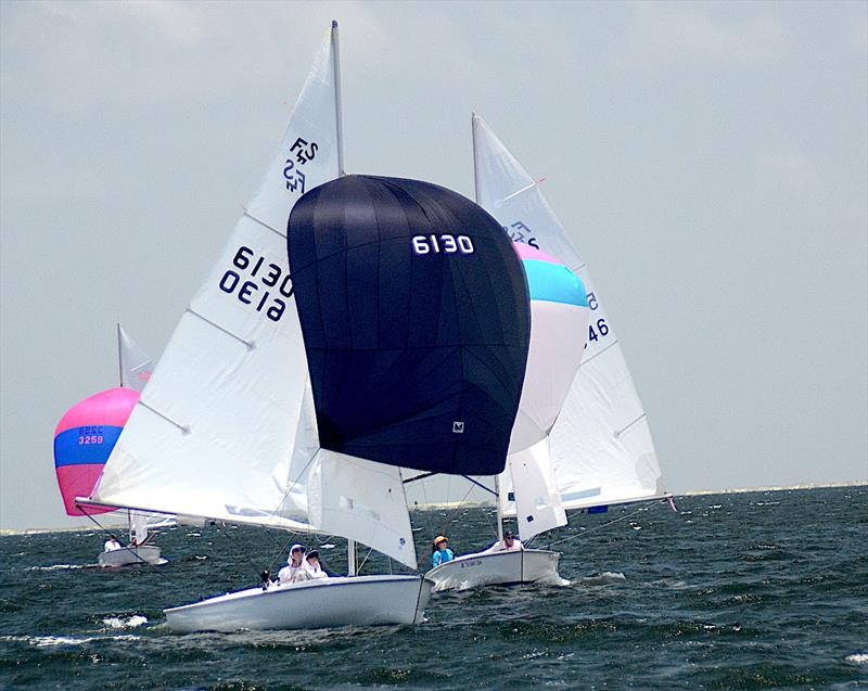 Flying Scot North American Championship 2019 at Pensacola Yacht Club - Day 3