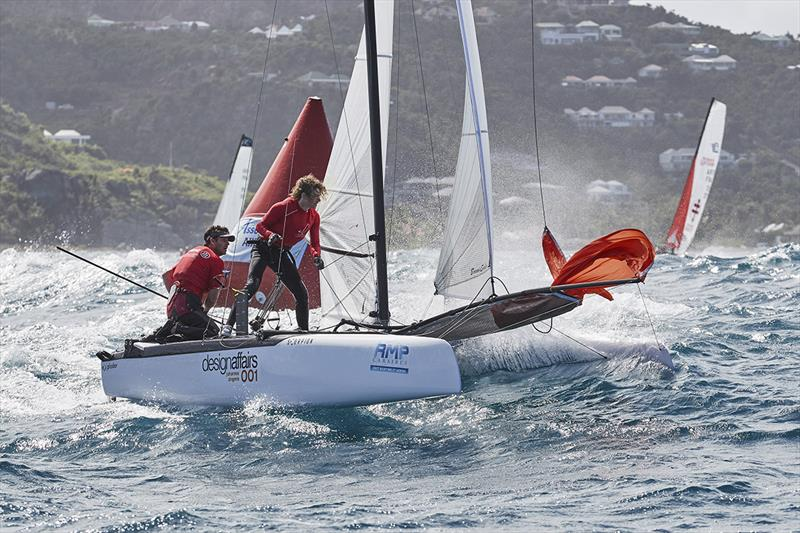2018 St. Barth Cata Cup - Day 3 - photo © Michael Gramm