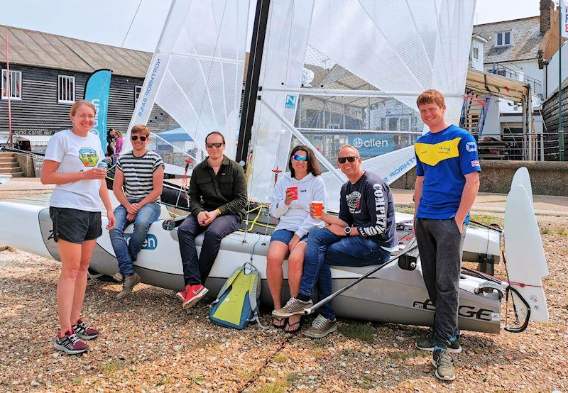 2019 Allen Endurance Series Round 1 - Whitstable Forts Race - photo © Allen Brothers