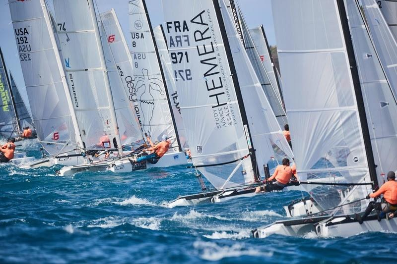 St. Barth Cata-Cup - Day 3 - photo © Michael Gramm
