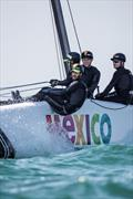 Extreme Sailing Series Act 1, Muscat - day four - Team México