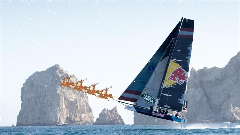 Extreme Sailing >> Merry Christmas From The Extreme Sailing Series