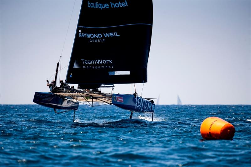 Third event of the GC32 Racing Tour, 37 Copa del Rey MAPFRE, run by Real Club Nautico de Palma. - photo © Tomas Moya / Sailing Energy / GC32 Racing Tour