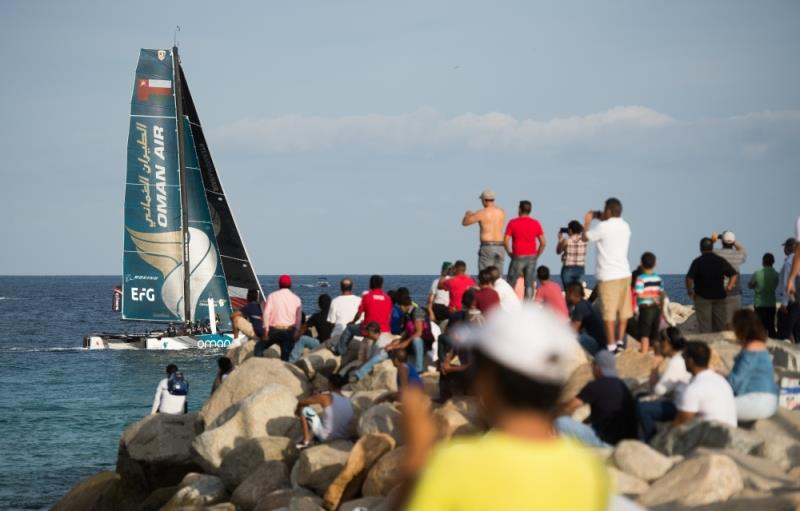 Extreme Sailing Series 2017, Act 8 - 30th November- 3rd December 2017. Los Cabos, Mexico, Cabo San Lucas Resort. - photo © Antony Jones