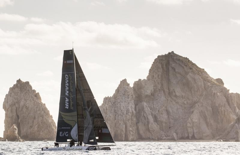 2018 Extreme Sailing Series Los Cabos, Act 7 - photo © Lloyd Images