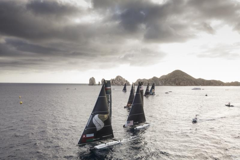 Extreme Sailing Series Los Cabos, Act 7 - photo © Lloyd Images