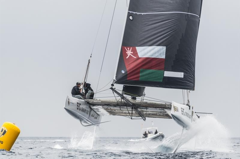 Oman Air - GC32 Racing Tour - Villasimius Cup  - photo © Vincent Curutchet / Lloyd Images / Omansail