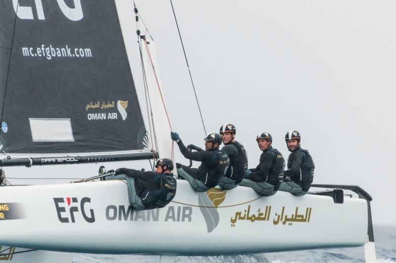 Team Oman Air aims for back-to-back wins at GC32 World Championship