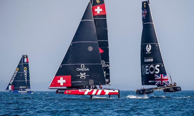 GC32 World Championships 2019 - photo © Jesus Renedo / Sailing Energy / GC32 Racing Tour