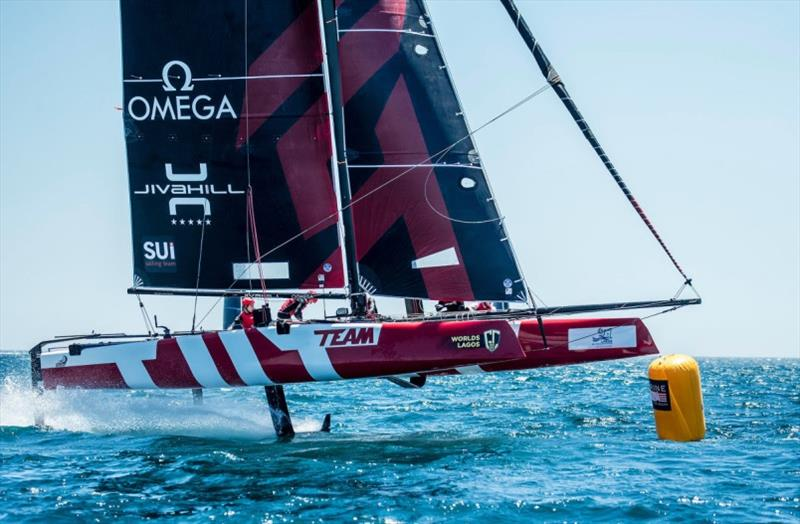 Team Tilt - GC32 World Championships 2019 - photo © Jesus Renedo / Sailing Energy / GC32 Racing Tour