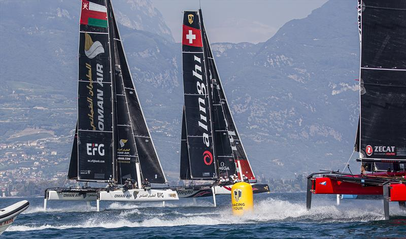 2019 GC32 Riva Cup - Overall: Alinghi claims the title