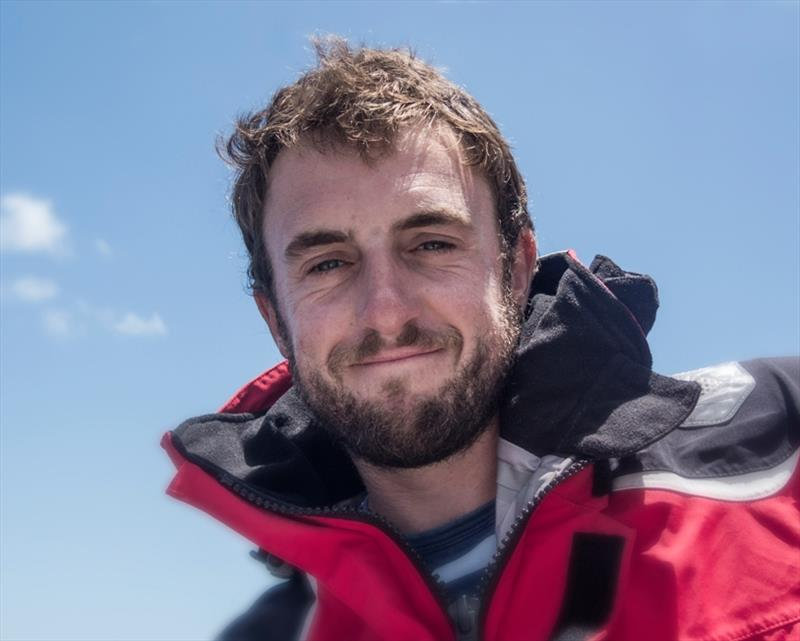 Gregor McGuckin is match racing in mid ocean against Abhilash Tomy. Today they are 1 mile apart! - photo © Gregor McGuckin / GGR / PPL