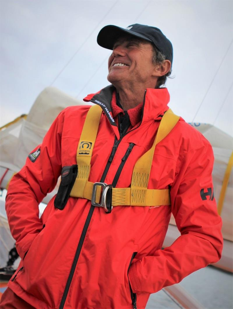 This will be Istvan's second circumnavigation - and probably the toughest - Golden Globe Race photo copyright Jessie Martin / PPL / GGR taken at  and featuring the Golden Globe Race class