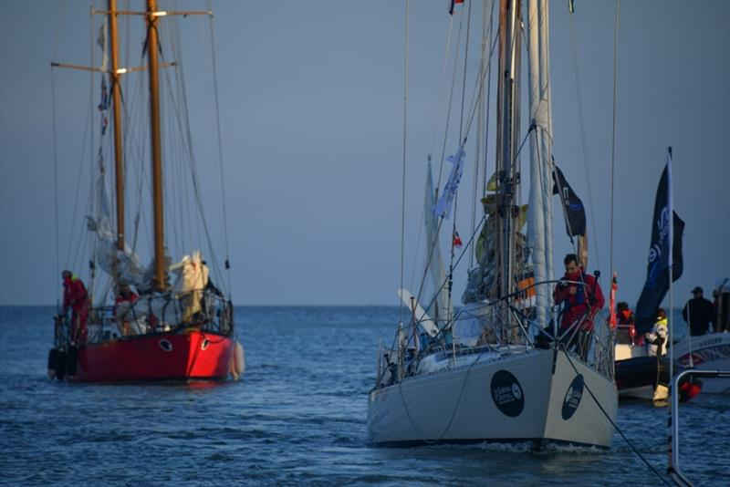 Three years to the start of the 2022 Golden Globe Race