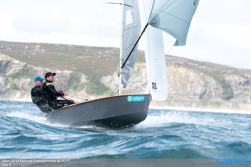 GP14 UK National Championships 2019 at South Caernarvonshire Yacht Club