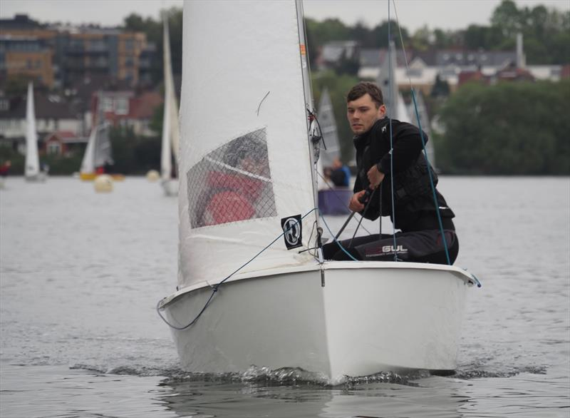 GP14 End of Season Championship at Welsh Harp - photo © Luke Howard