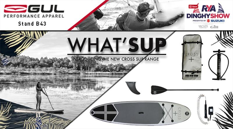 Gul Cross iSup - photo © Gul Watersports