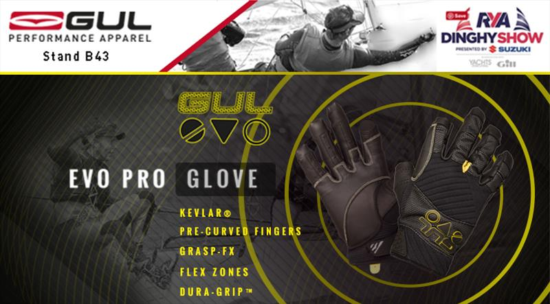 Gul Evo Pro Glove - photo © Gul Watersports