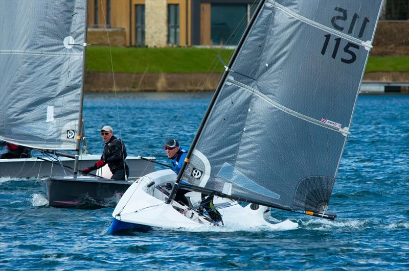 Hadron H2 Midland Championship at South Cerney Sailing Club