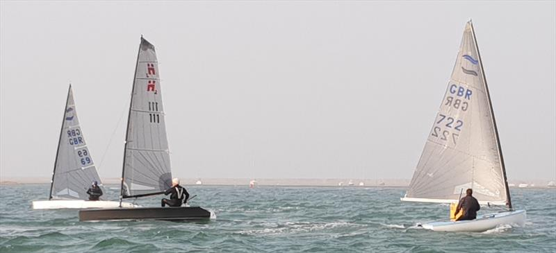 Keyhaven Yacht Club Spring Series - Race 3