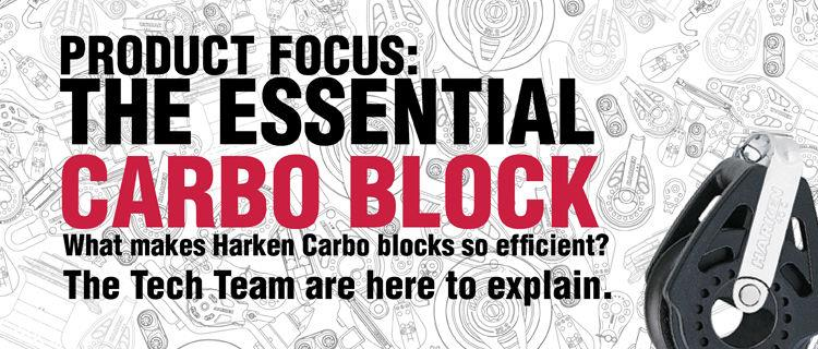 Harken Product Focus: The Carbo Block