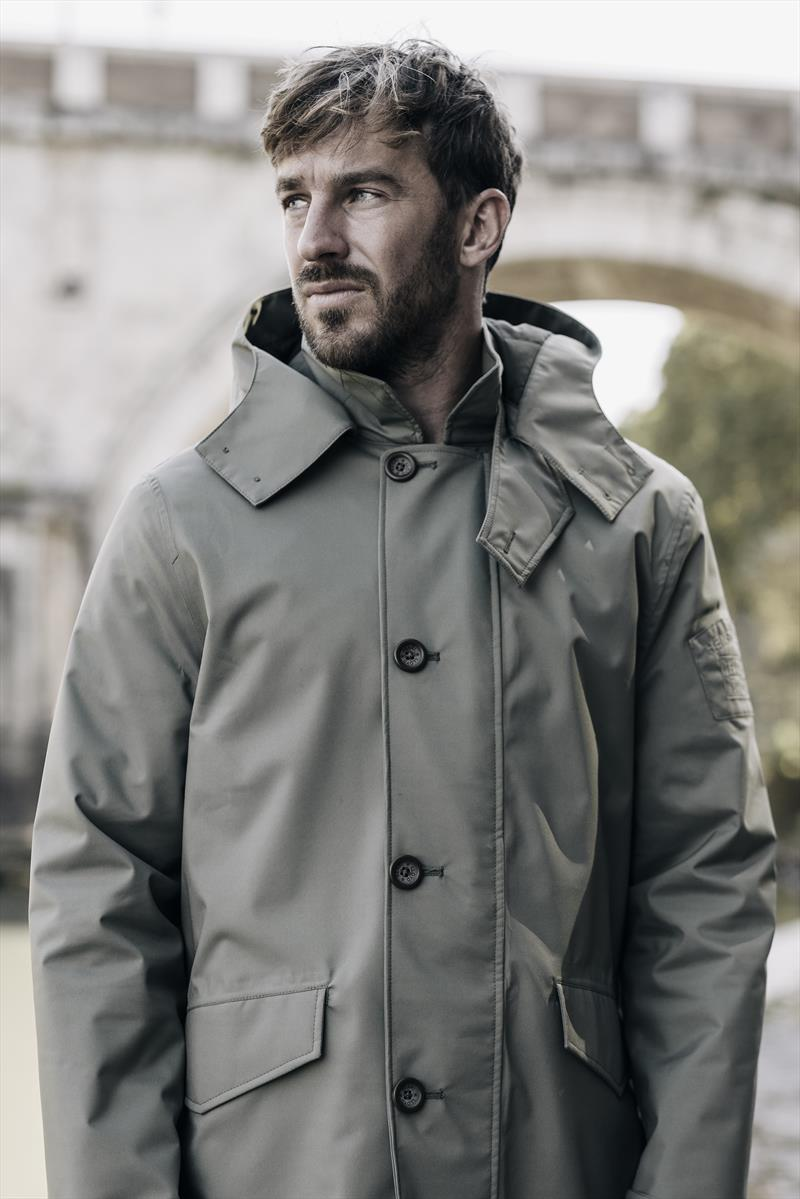 Consort Eco Spindye Jacket - photo © Henri-Lloyd