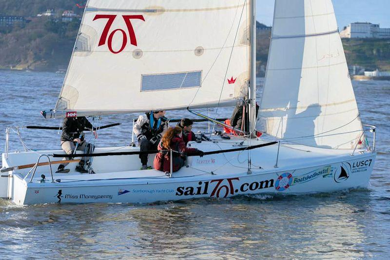 Scarborough Yacht Club and 707 Association offer opportunity to Leeds University students