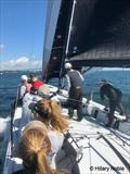Girl power on the IC37 by Melges