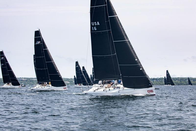 North Sails Melges IC37 Tips: Volume One