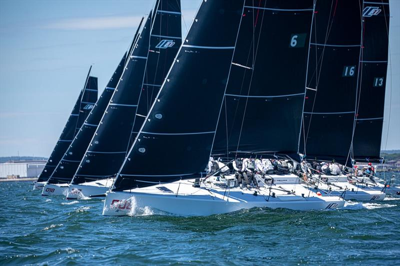 2019 New York Yacht Club 165th Annual Regatta - photo © Melges IC37 Class Association