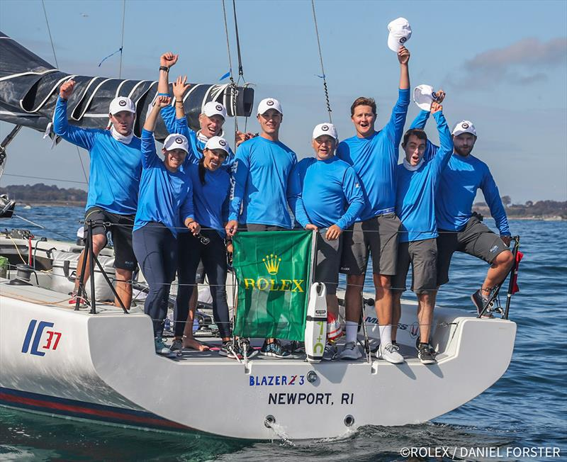 NYYC Race Week at Newport presented by Rolex - photo © Rolex / Daniel Forster