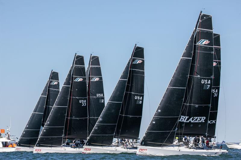 Melges IC37 East Coast Championship © Melges Performance Sailboats / Morgan Kinney