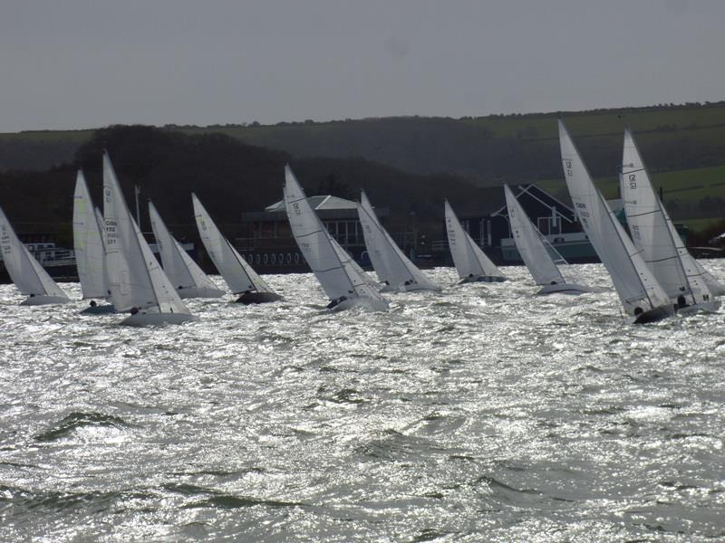 Illusion Nationals at Bembridge - photo © Mike Samuelson