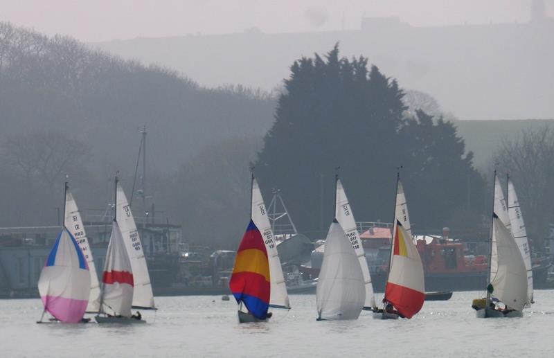 Bembridge Illusion St George's Day Trophy & Woodford Long Distance Race 2019 - photo © Mike Samuelson