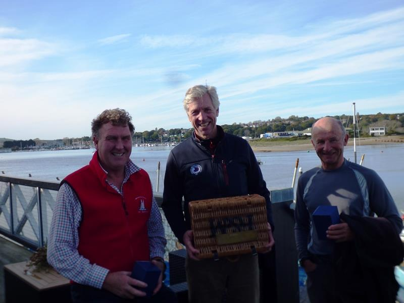 Bembridge Illusion Picnic Hamper 2019 photo copyright Mike Samuelson taken at Bembridge Sailing Club and featuring the Illusion class