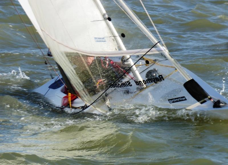 Illusion Guy Fawkes Trophy at Bembridge Sailing Club