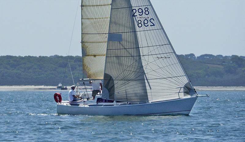 Little boat with a whole lot to teach you about the art of sailing. - photo © Photo supplied