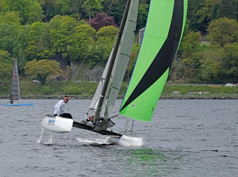 Planar Heaters UK 42nd Bala Cat Open - photo © John Hunter