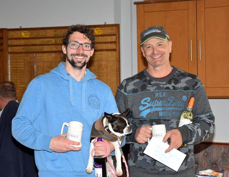Grant Piggott & Jon Cotgreave win the Planar Heaters UK 42nd Bala Cat Open - photo © John Hunter