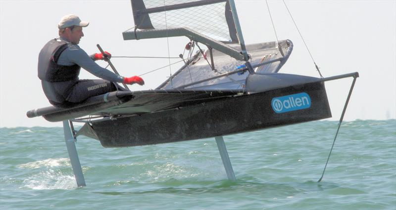 Model Yachting Supremo S Affordable Route Into Foiling Moth