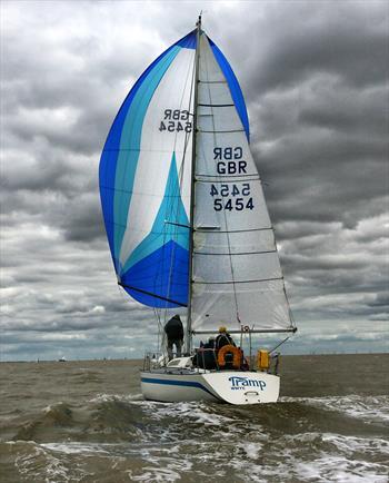 hustler class sailboat
