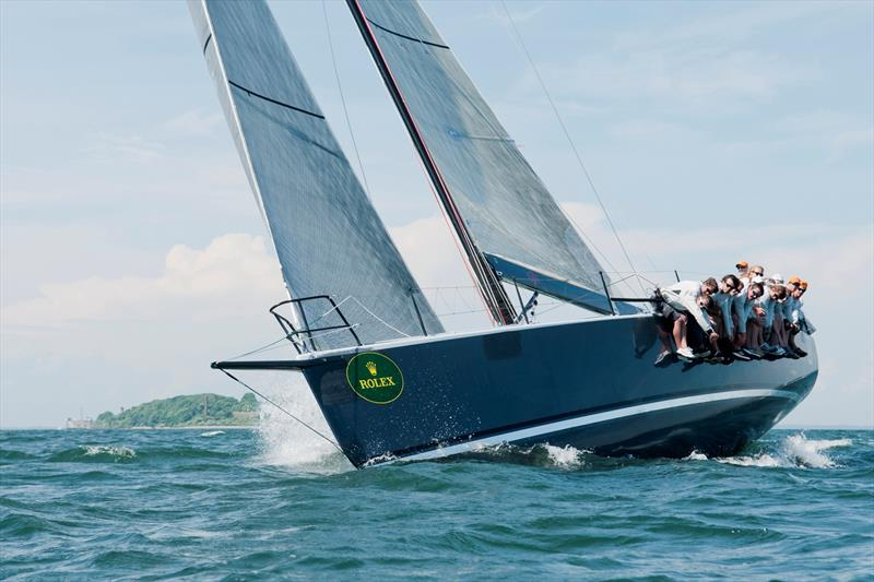 Arthur Santry is bringing his Rhode Island/Washington entry Temptation/Oakcliff to try Edgartown Race Weekend for the first time since the early '80s when he sailed with his father in the 'Round-the-Island Race - photo © Allen Clark / www.PhotoBoat.com