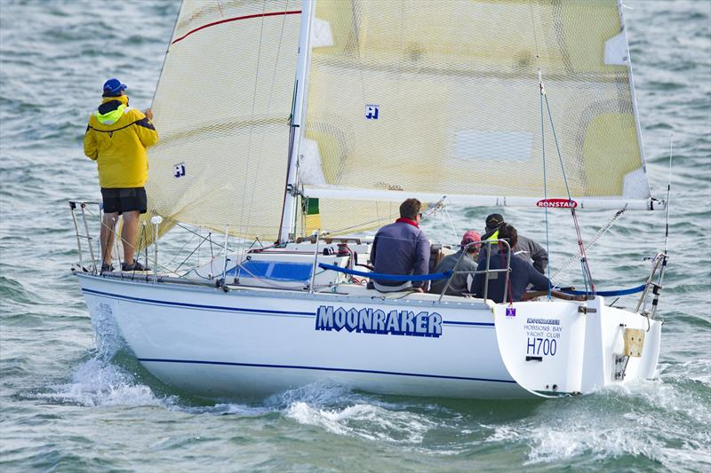 Moonraker winning S80 on day 3 at the Festival of Sails 2017