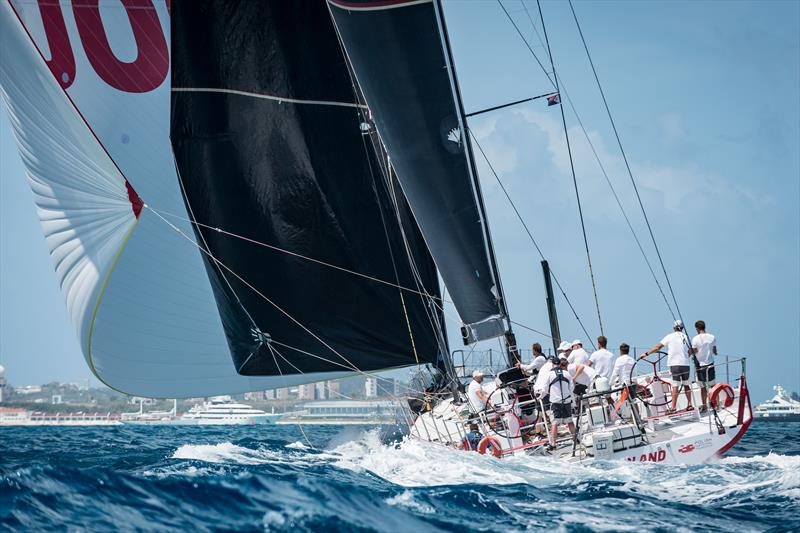 2019 St. Maarten Heineken Regatta - Day 4 photo copyright Laurens Morel / www.saltycolours.com taken at Sint Maarten Yacht Club and featuring the IRC class