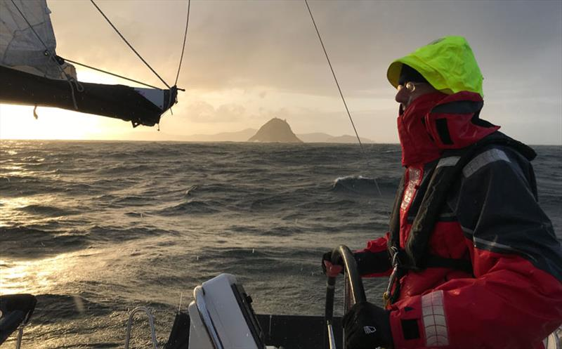 2nd Irish Sailing and Mountaineering Adventure Challenge (ISAMAC)