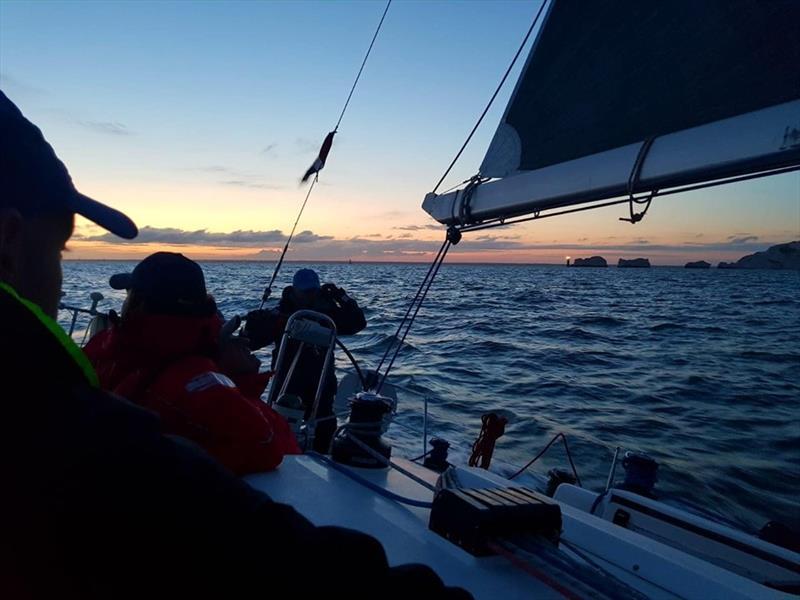 JOG Osmotech Race to Alderney