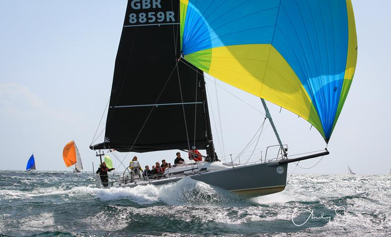 Spinlock IRC Welsh Championships 2019 © Andy Green /www.greenseaphotography.co.uk