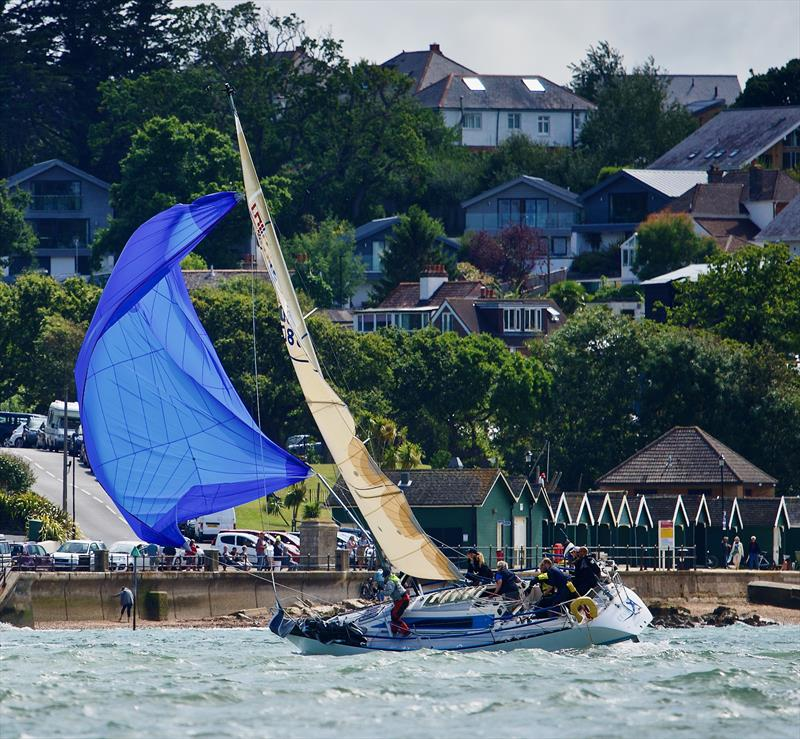 Cowes Week 2019 - Day 4 - photo © Tom Hicks / www.solentaction.com